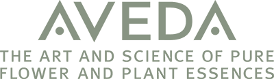 Aveda products logo